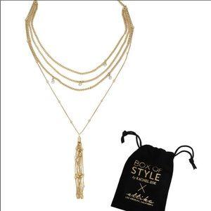 "Rachel Zoe Box of Style ""Ettika"" Necklace"
